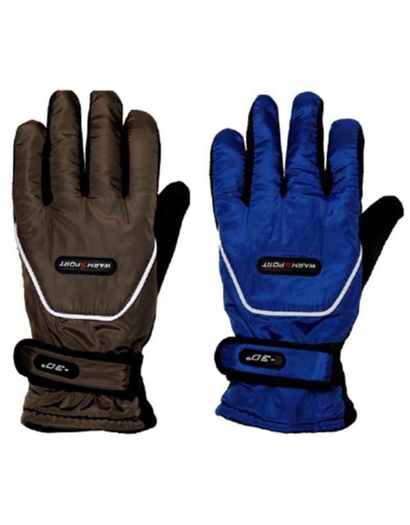 Ski Handschoen L/XL ass. kleur