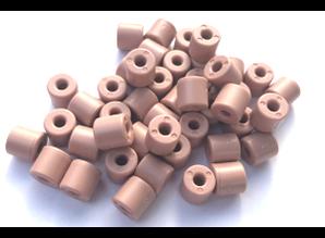 Cilinderkralen HUIDSKLEUR 250 stuks