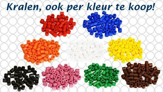 Cilinderkralen op kleur