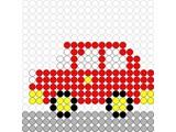 Kralenplank Auto 2