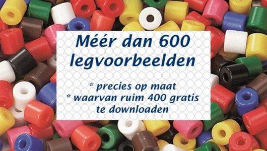 Download geheel gratis meer dan 400 voorbeelden op kralenplankjes.nl!