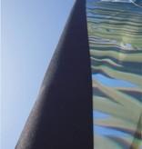Beachvlag Straight, XS - 60x186cm