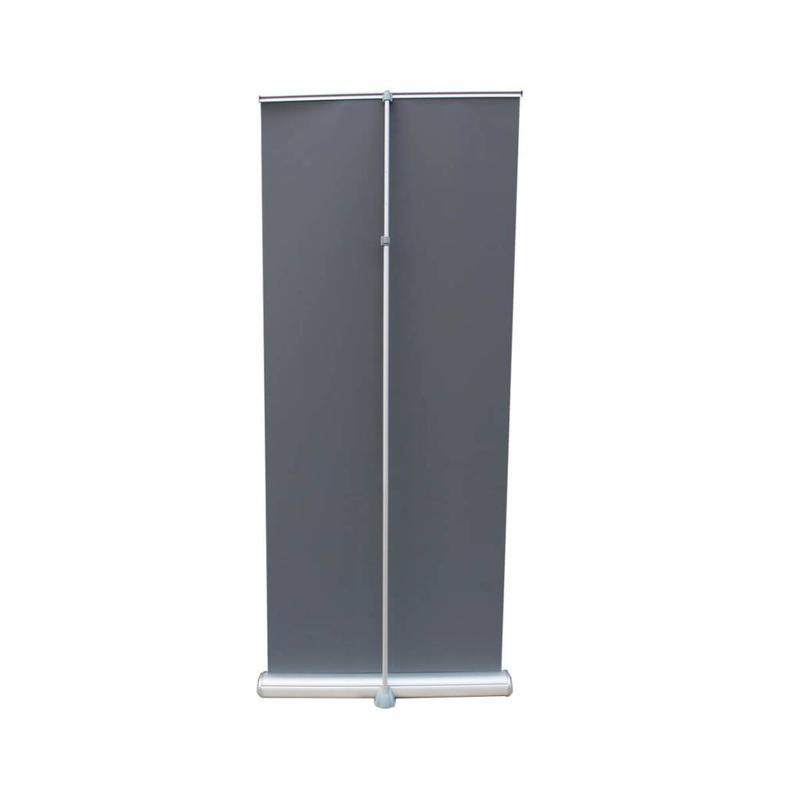 Roll up banner deluxe