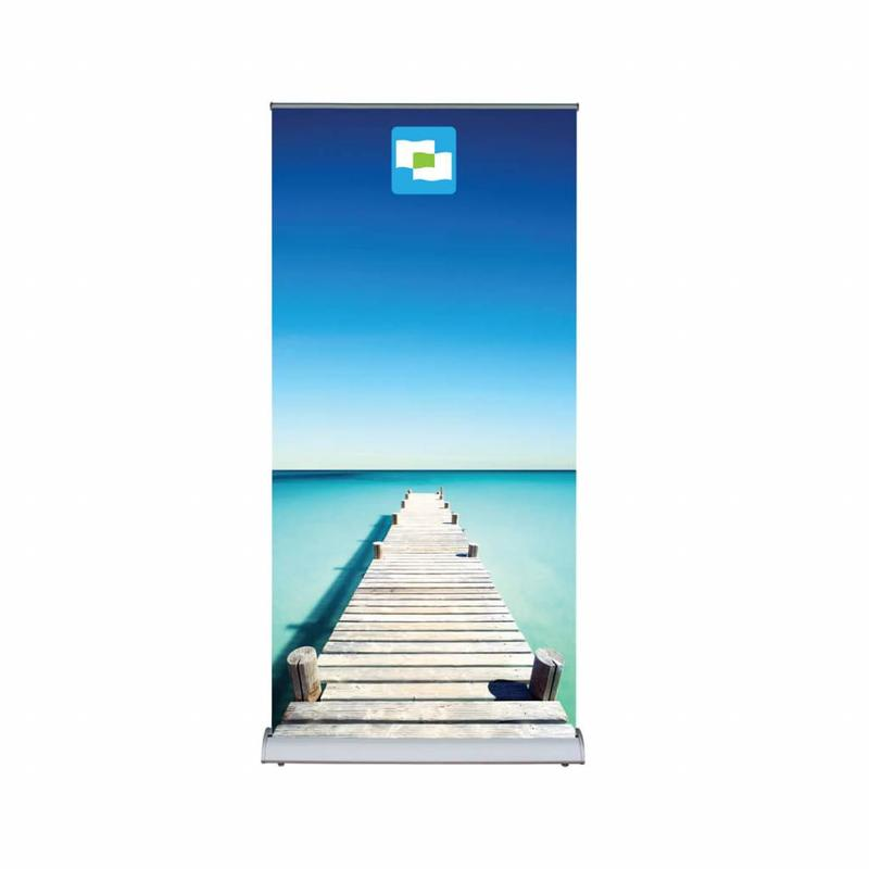 Roll up banner deluxe 100