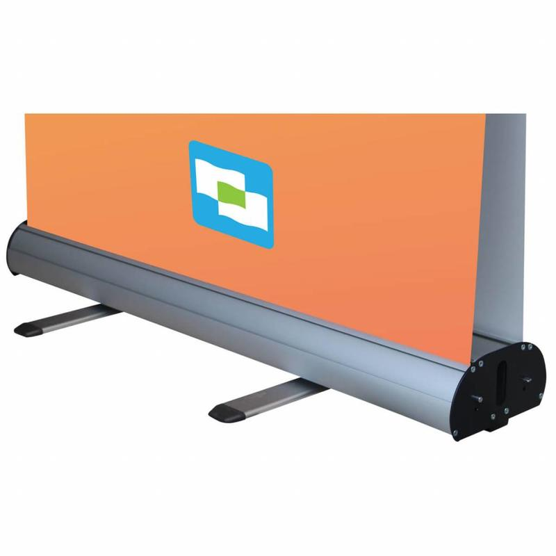 Roll up banner double sided