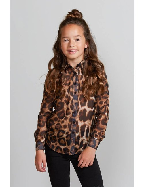 Jacky Girls Blouse met print