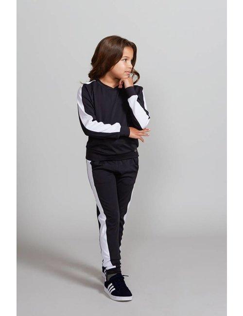 Jacky Girls Traveller track pants met sportieve streep