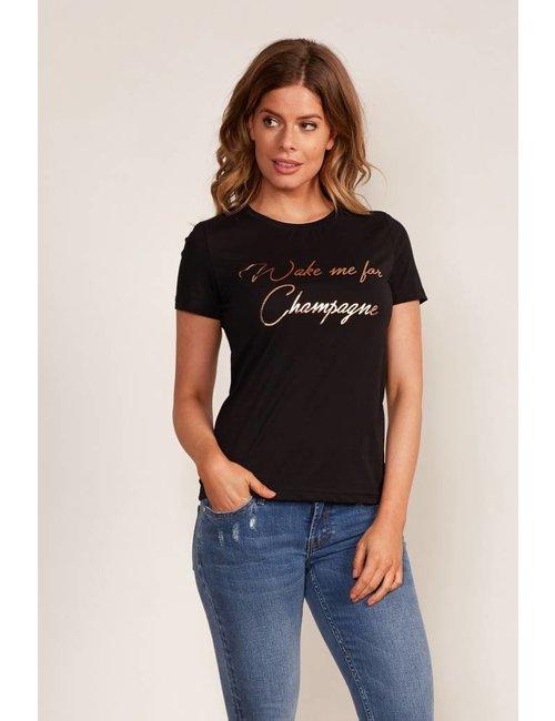 Jacky Luxury T-shirt met statement print