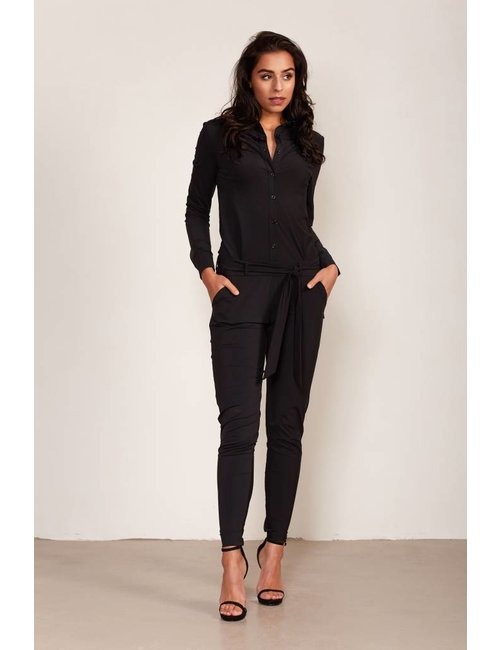 Jacky Luxury Traveller jumpsuit met ceintuur