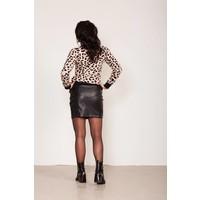 Pullover met luipaarddessin