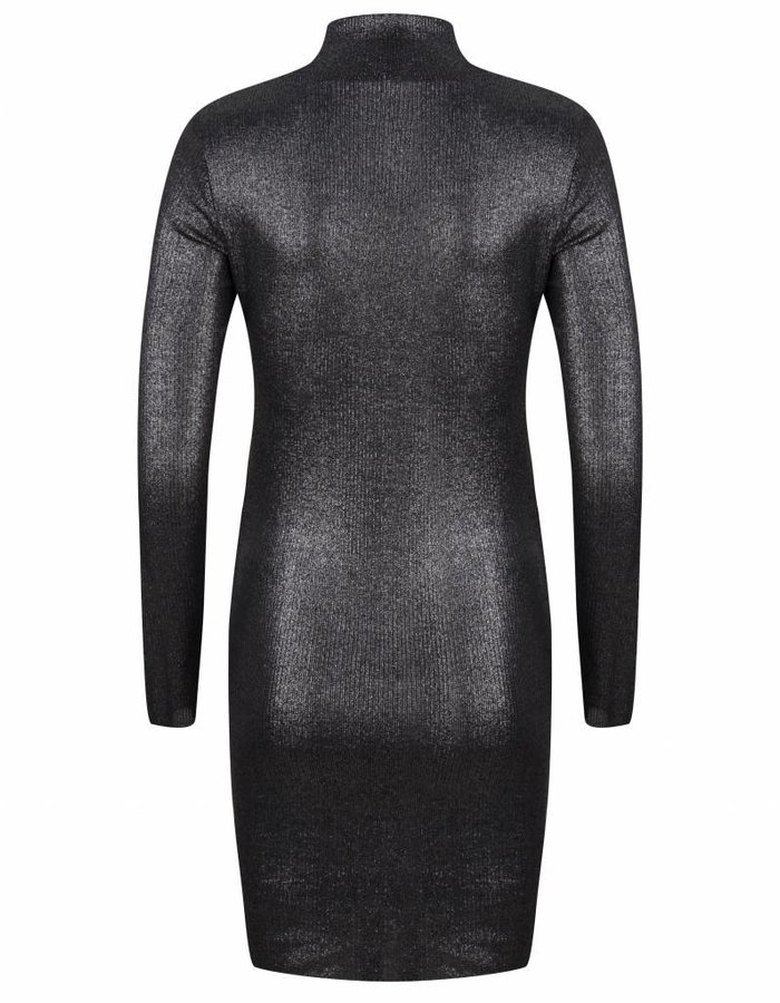 Metallic jurk