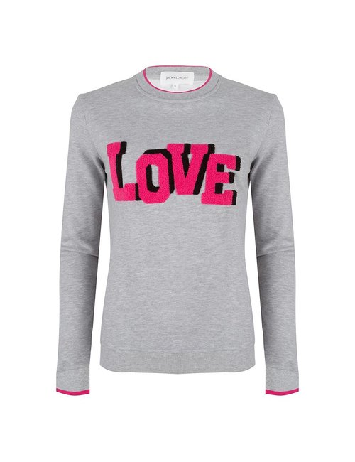Jacky Luxury Sweater 'Love'