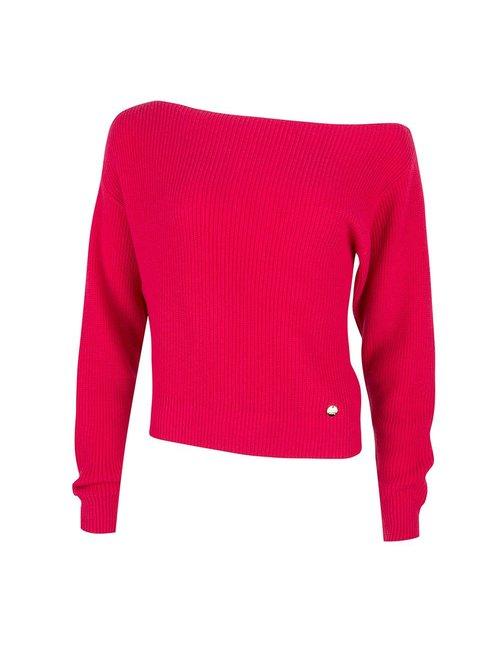 Jacky Girls Off-Shoulder sweater