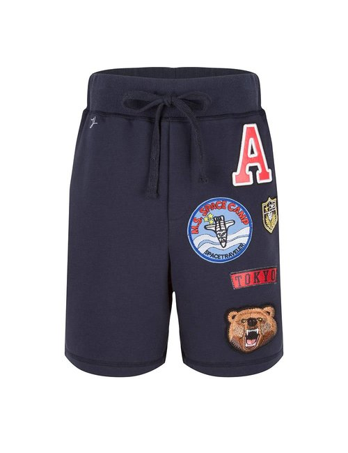 Jlxry Boys Shorts met badges