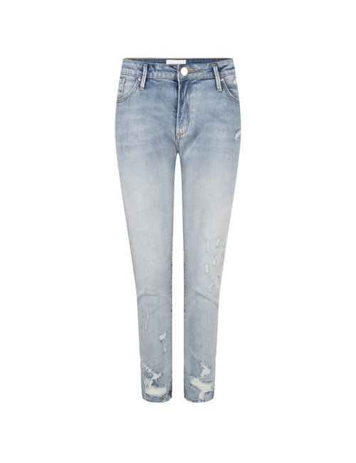 Jacky Girls Jeans met damaged details