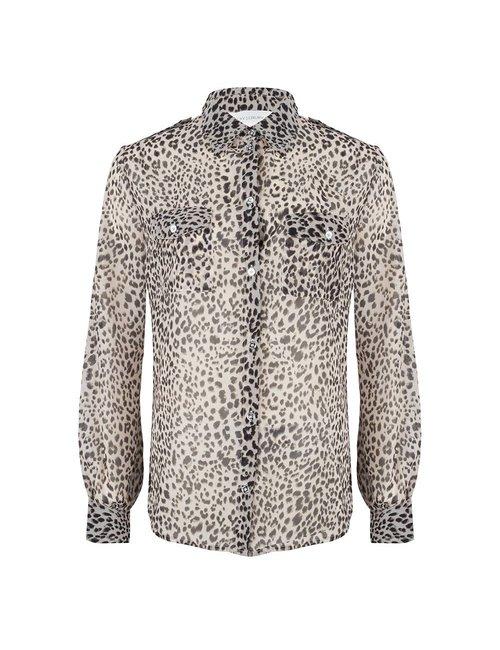 Jacky Girls Basic blouse met print