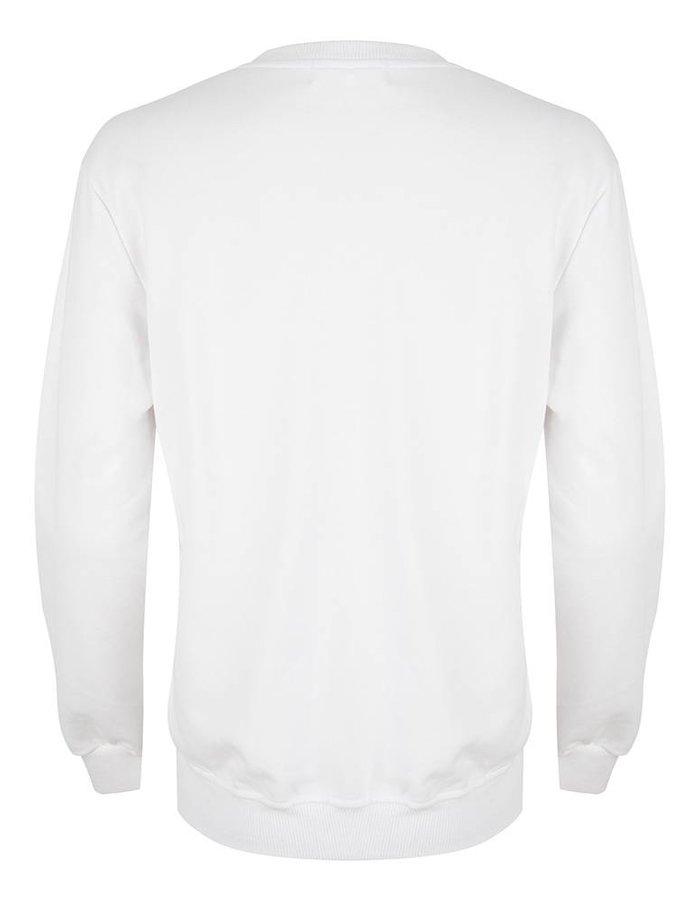 Sweater met artwork