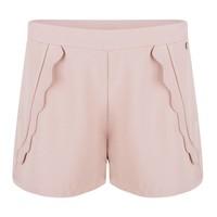Shorts met scallops