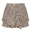 Jacky Luxury Leopard shorts