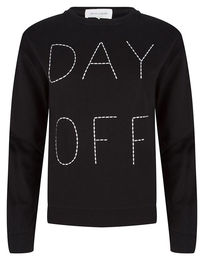 Sweater Day Off