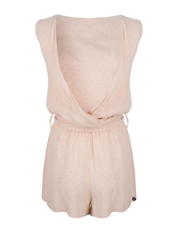 Overslag jumpsuit