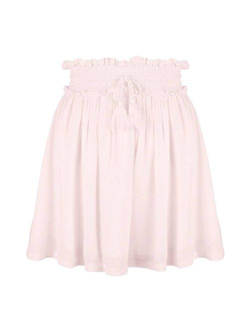 Korte rok met strik detail