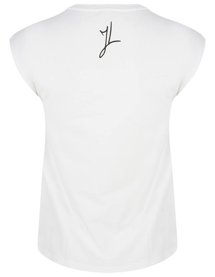 T-shirt met kant