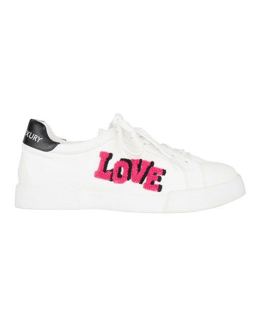 Sneaker 'Love'