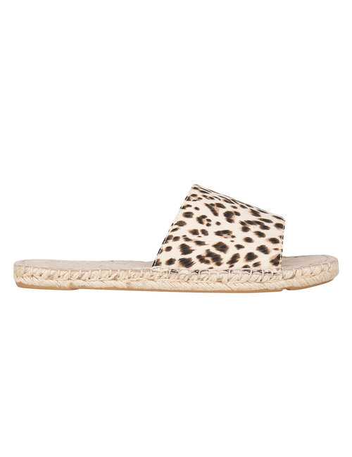 Slippers 'Leopard'