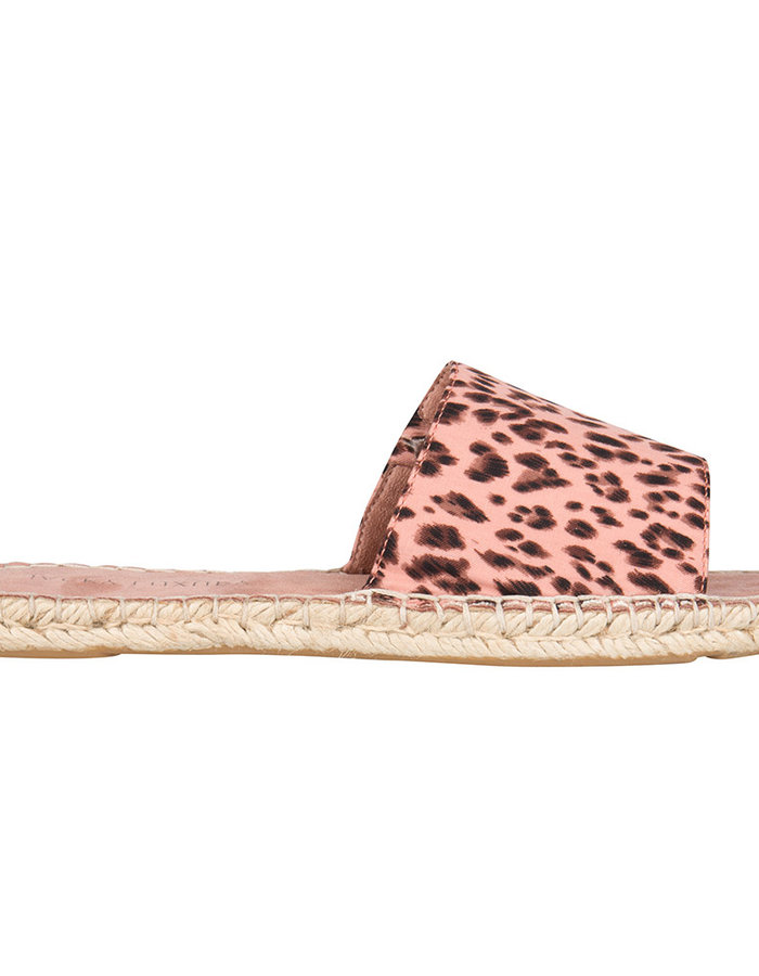 Slippers 'Leopard Pink'