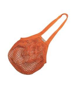 Oranje nettasje lang hengsel