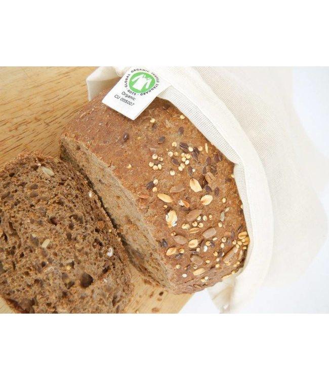 Grote herbruikbare broodzak  (XL)