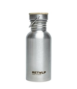 Retulp RVS drinkflesje 500 ml