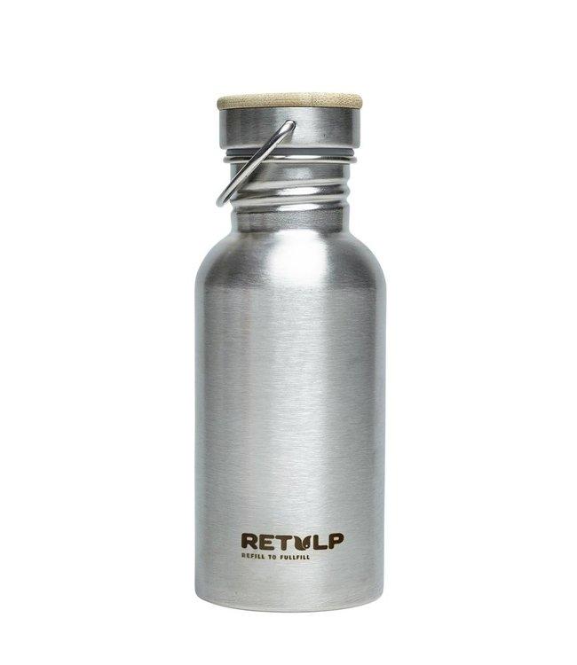 Retulp RVS drinkflesje 500 ml