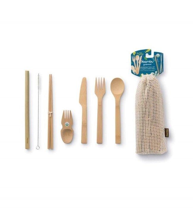 Bambu Bamboe To Go Kit