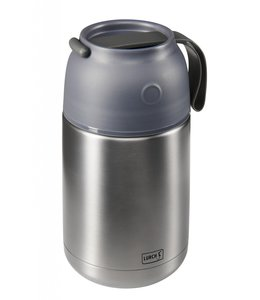 Lurch Voedselthermos grijs 680 ml