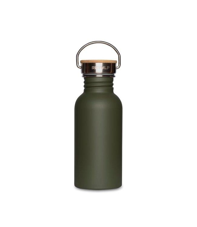 Retulp Forest green RVS drinkflesje 500 ml