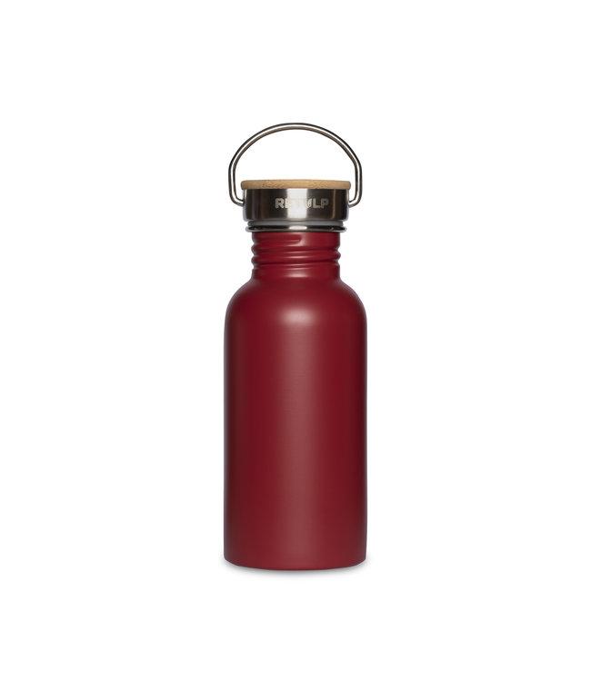 Retulp Rood RVS drinkflesje 500 ml 'Ruby'