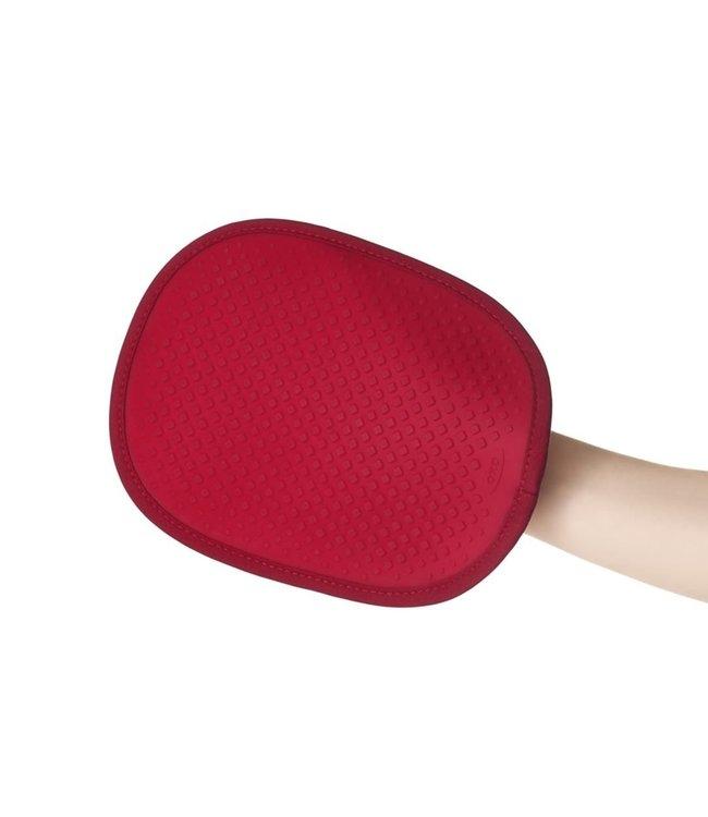 Oxo Good Grips Rode siliconen pannenlap