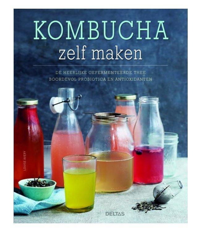 Boekje: Kombucha zelf maken
