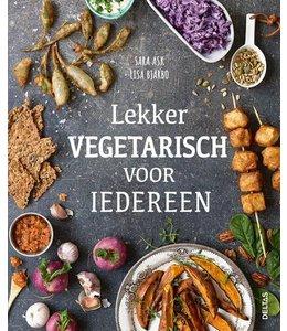 Boek: Lekker vegetarisch voor iedereen