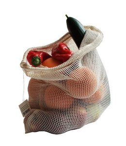 Herbruikbaar groente en fruitnet (L)