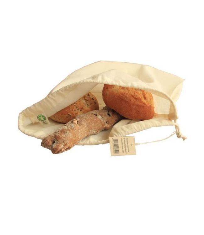 Herbruikbaar broodzakje (M)