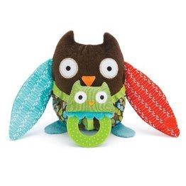 Skip Hop Activiteiten knuffel Stroller Toy owl