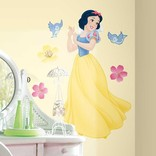 Disney Muurstickers Sneeuwwitje XXL met Diamanten