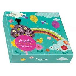 Mini Labo Puzzel L Arch En Ciel Enchante
