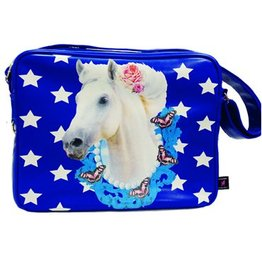 De Kunstboer Kindertas Girly Bag Horse