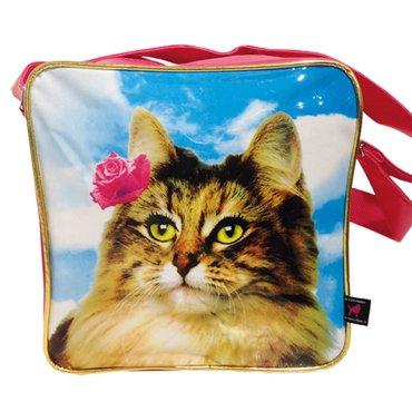 De Kunstboer Kindertas Close-up Bag Kitty