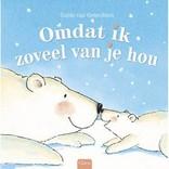 Clavis Kinderboekje Omdat ik zoveel van je hou