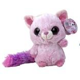 Dinotoys Knuffel YooHoo roze